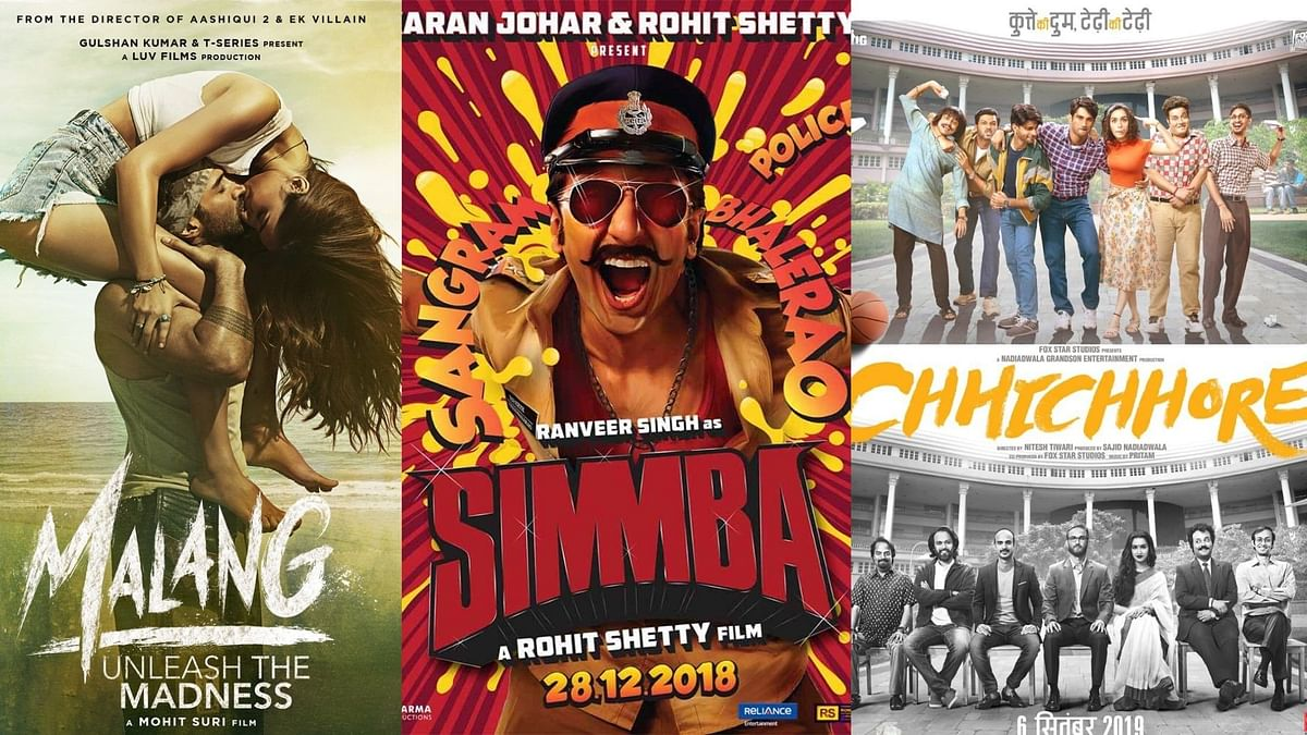 Chhichhore, Simmba Among Films Re-Releasing In Theatres on 15 Oct