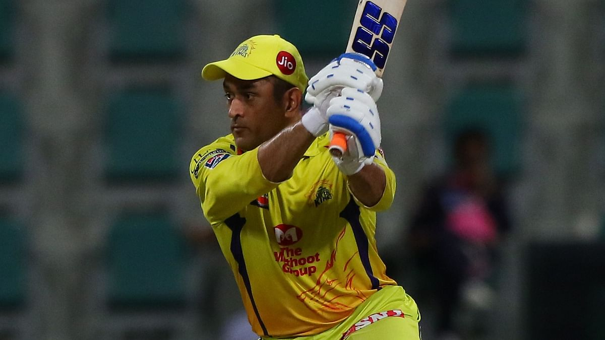 CSK managed to post 125/5 in their 20 overs vs RR.