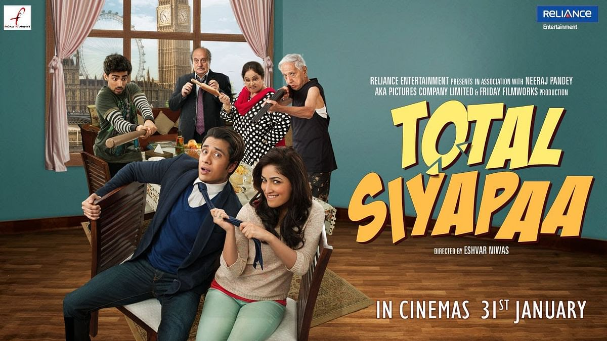 Poster of <i>Total Siyapaa.&nbsp;</i>