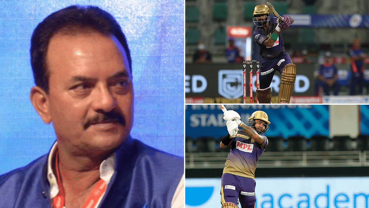 IPL 2020: DK Should Open Instead of Narine for KKR, Says Madan Lal