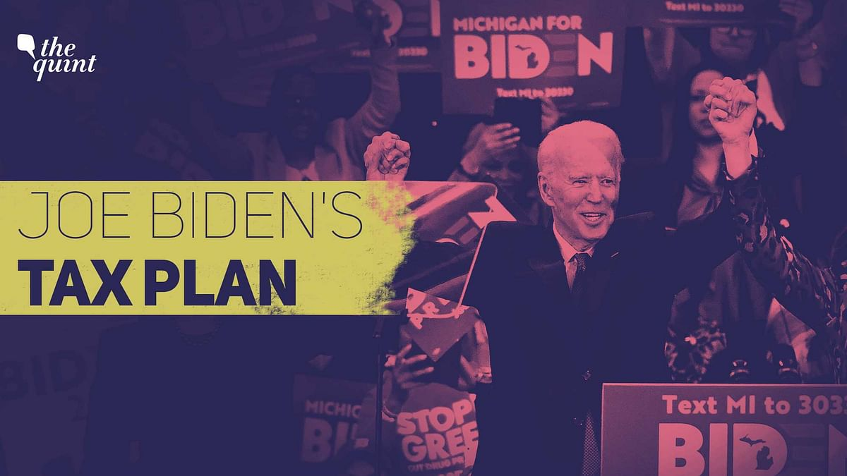 Indian-American voters are torn over Democratic Presidential candidate Joe Biden's tax plan.