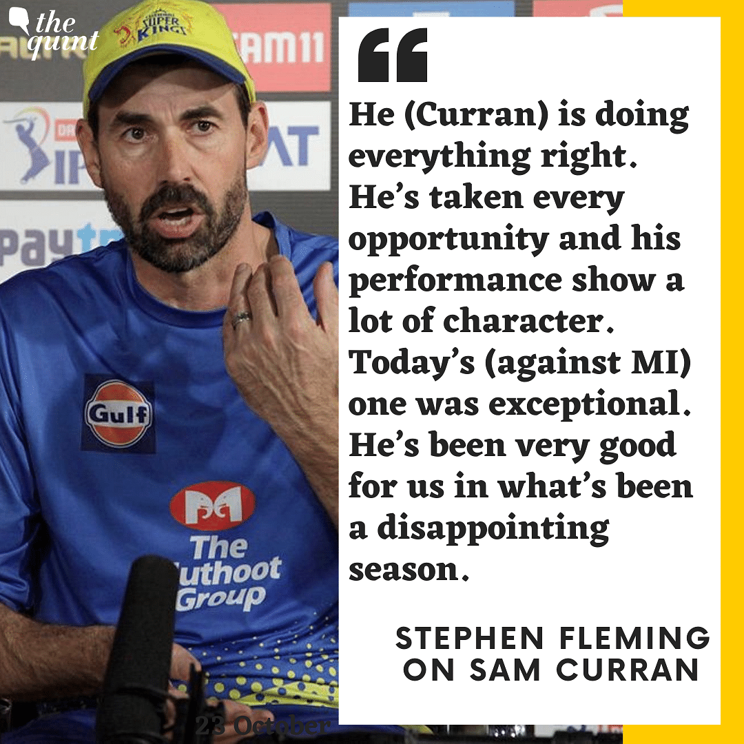 A Lot of Hurt, Frustration & Disappointment: CSK Coach Fleming