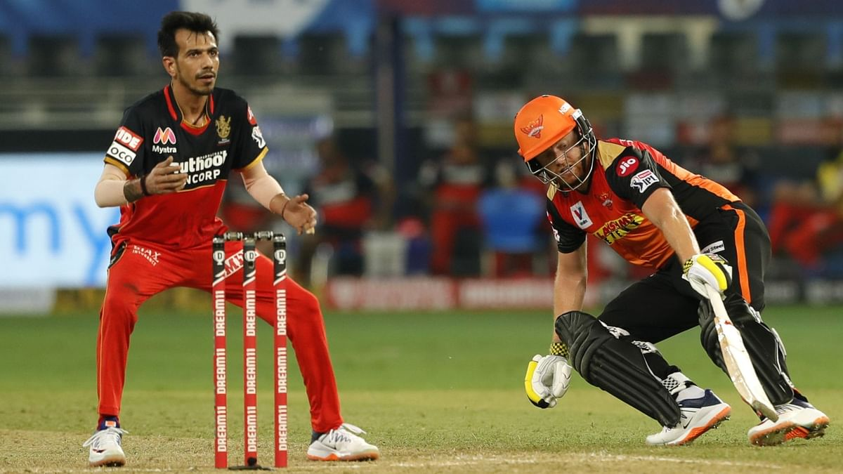While RCB sit at the second place with 14 points, SRH lie at the sixth spot with just 10 points.