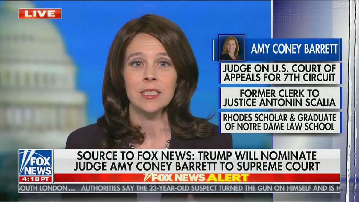 White House Makes False Claim of Amy Barrett As 'Rhodes Scholar'