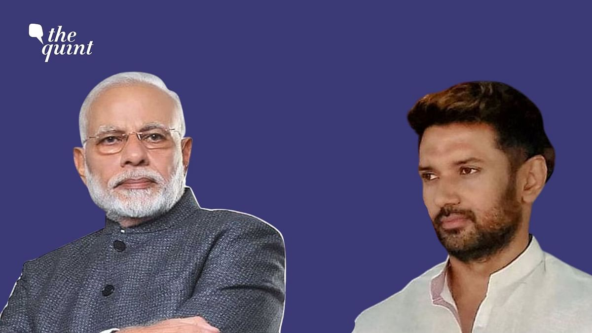 'Happy With LJP's Performance': Chirag Paswan on Bihar Elections