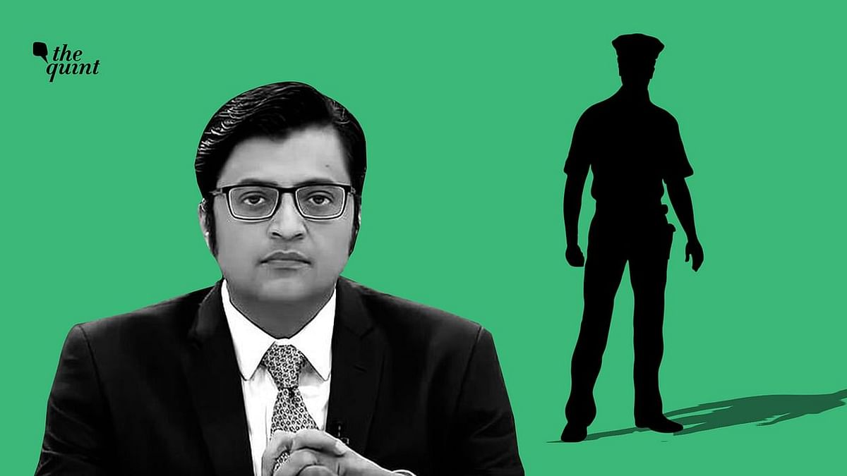 Fresh FIR Against Arnab for Resisting Cops Who Came to Arrest Him