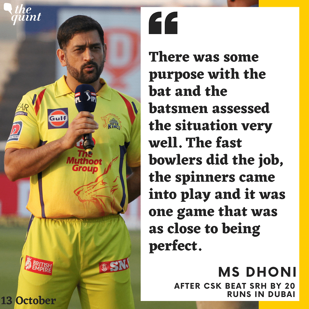 MS Dhoni Calls Sam Curran a 'Complete Cricketer' For CSK