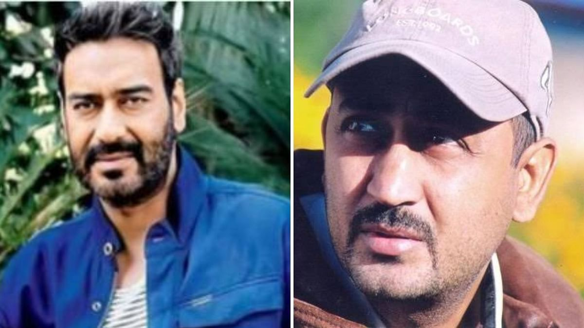 Ajay Devgn's brother Anil Devgan passes away.