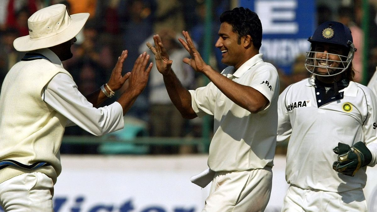 Birthday Wishes Pour in as Spin Legend Anil Kumble Turns 50 Today