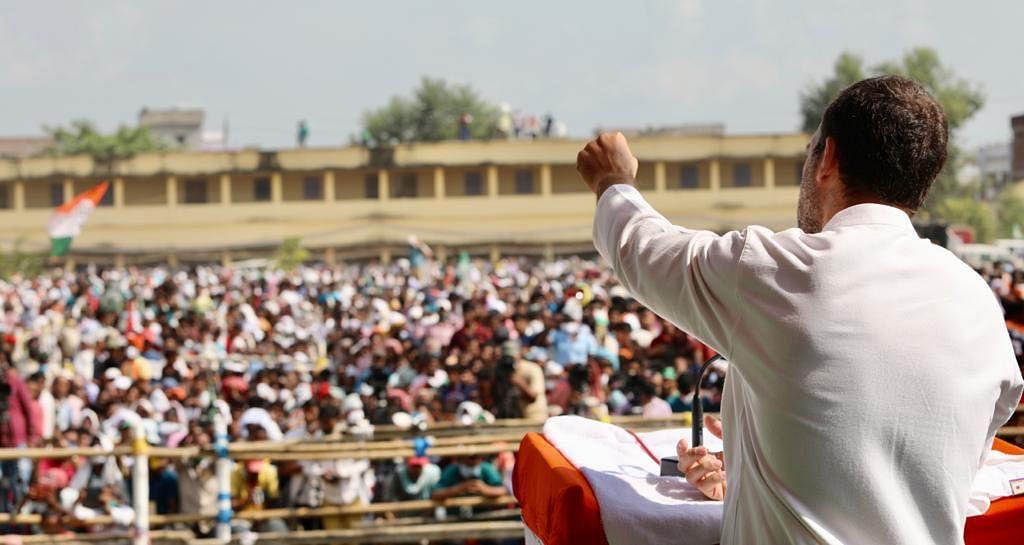 Bihar Poll Rally: Rahul-Tejashwi Slam Modi-Nitish Over Jobs, China