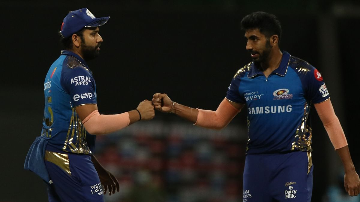 Mumbai Indians have taken up the top spot in the IPL standings, after beating KXIP in Abu Dhabi on Thursday.