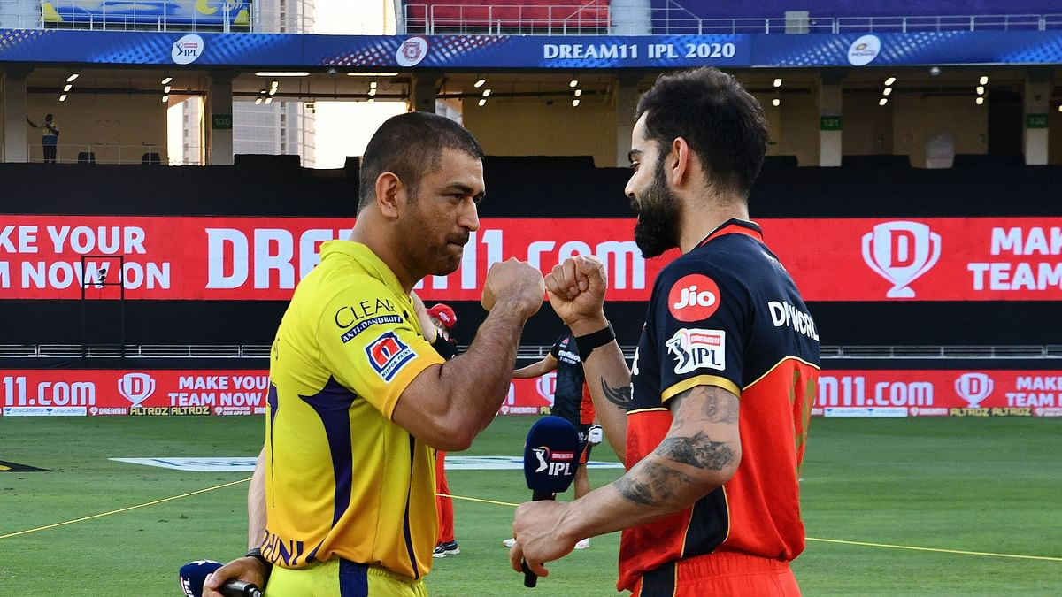 Virat Kohli and MS Dhoni have always been the backbone for any team that they have played in.