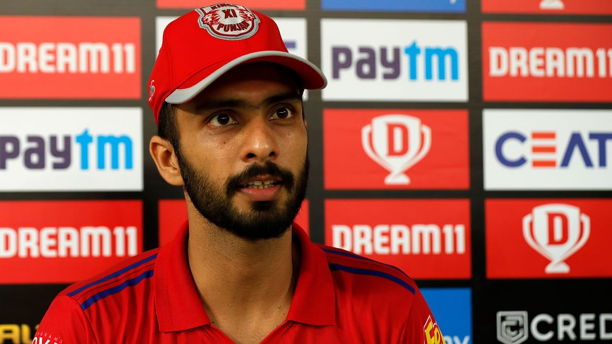 Bowling Has Been a Major Issue for Kings XI Punjab, Says Mandeep