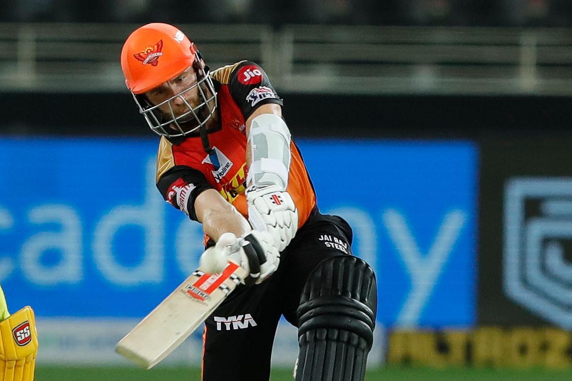 Williamson added 40 runs with Priyam Garg, 18 with Vijay Shankar and 9 with Rashid Khan.