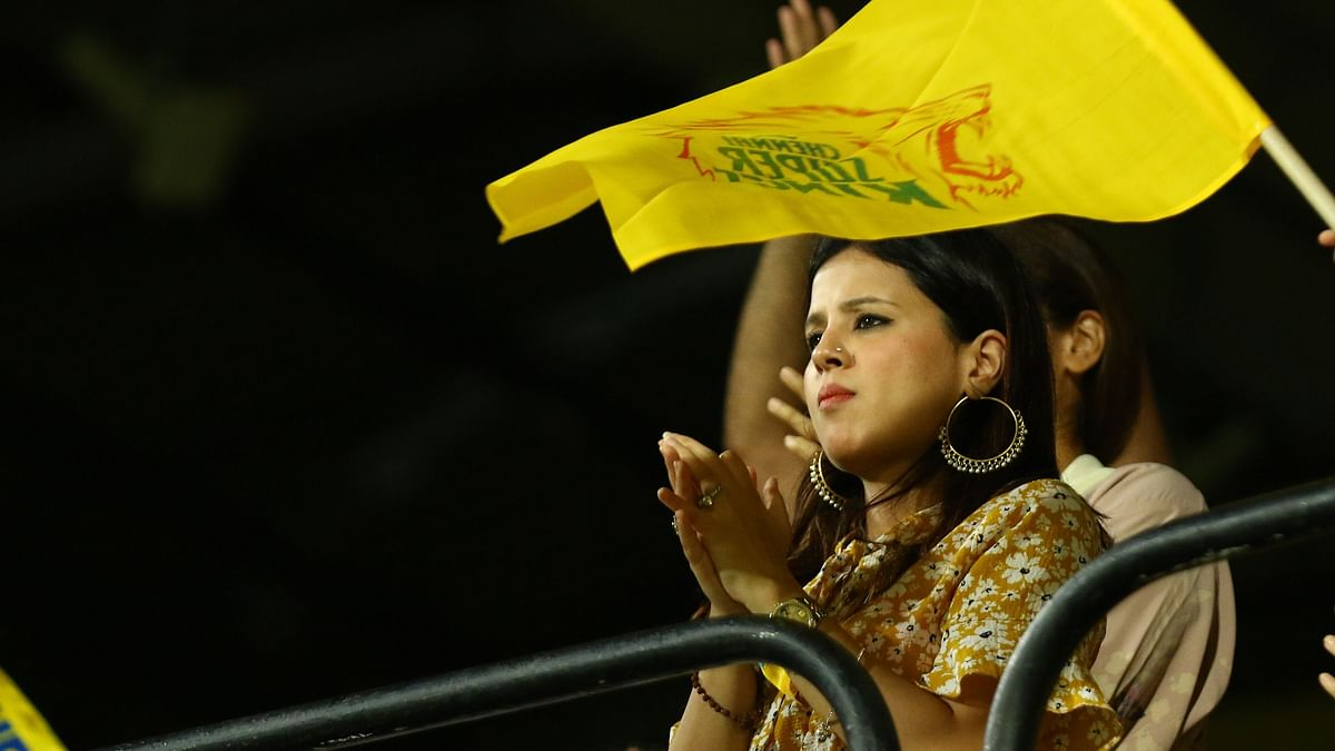 CSK Out of Playoffs Race, Sakshi Dhoni Pens Note for Team