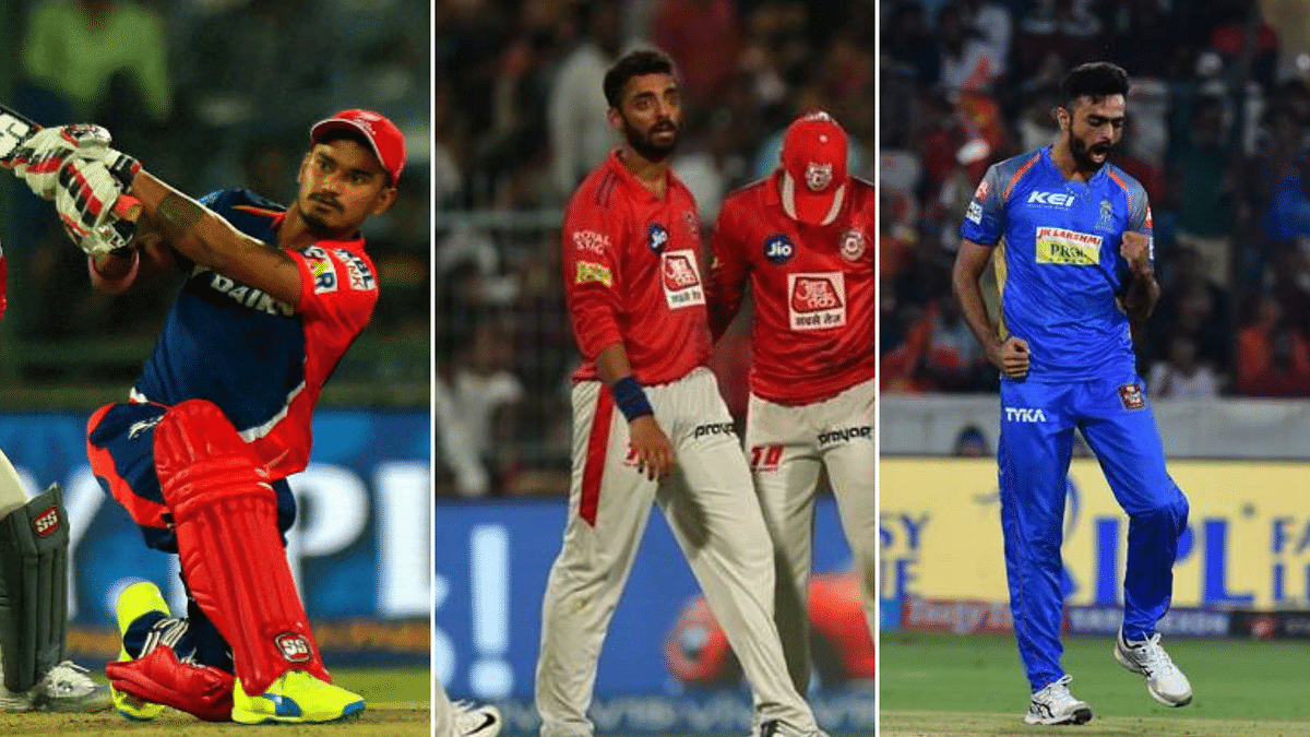 In the past seasons of the IPL, young players have been bogged down by the price-tag pressure and didn't perform to their potential