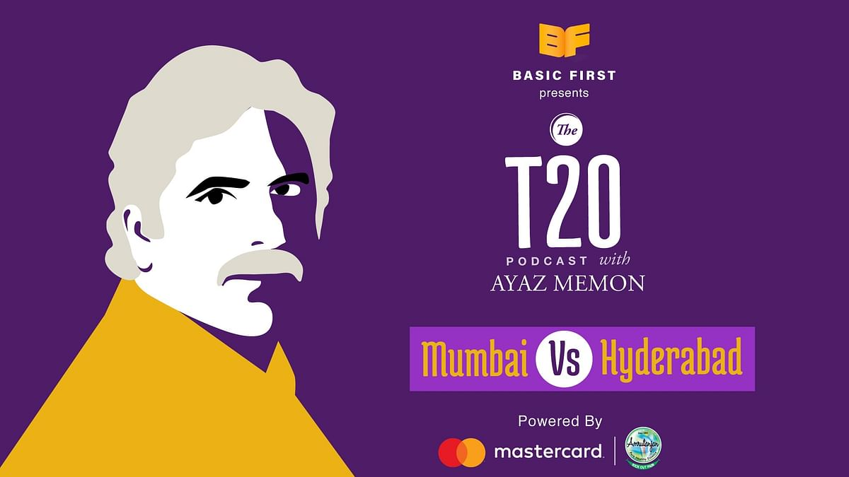 The T20 Podcast With Ayaz Memon: Mumbai Trump Hyderabad With Ease