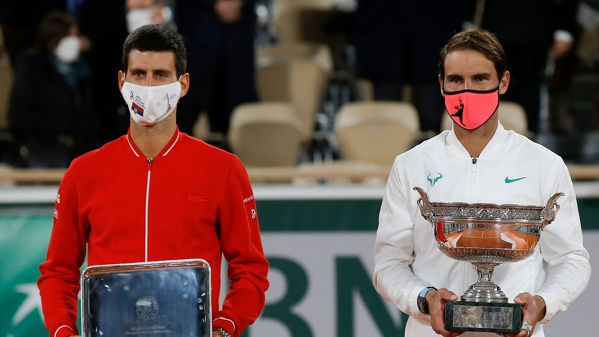 Chris Evert has called out Djokovic for saying his rivalry with Nadal was the greatest in the history of the sport.