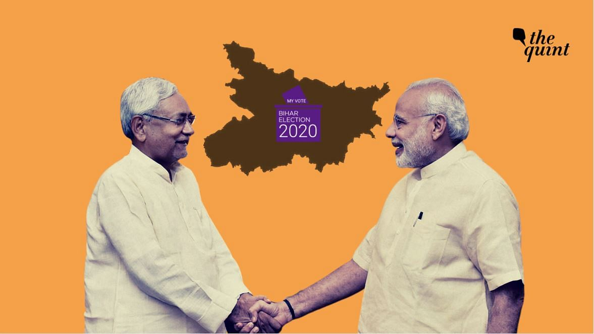 Bihar Chief Minister Nitish Kumar's Janata Dal (United) and the Bharatiya Janata Party have finalised a seat-sharing agreement. Image used for representation.