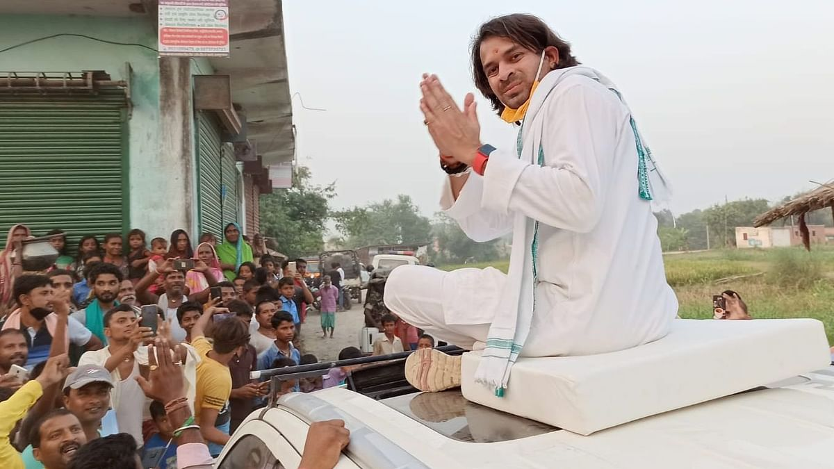 Why Hasanpur, Plans to Vanquish Modi, Nitish: Tej Pratap Tells All