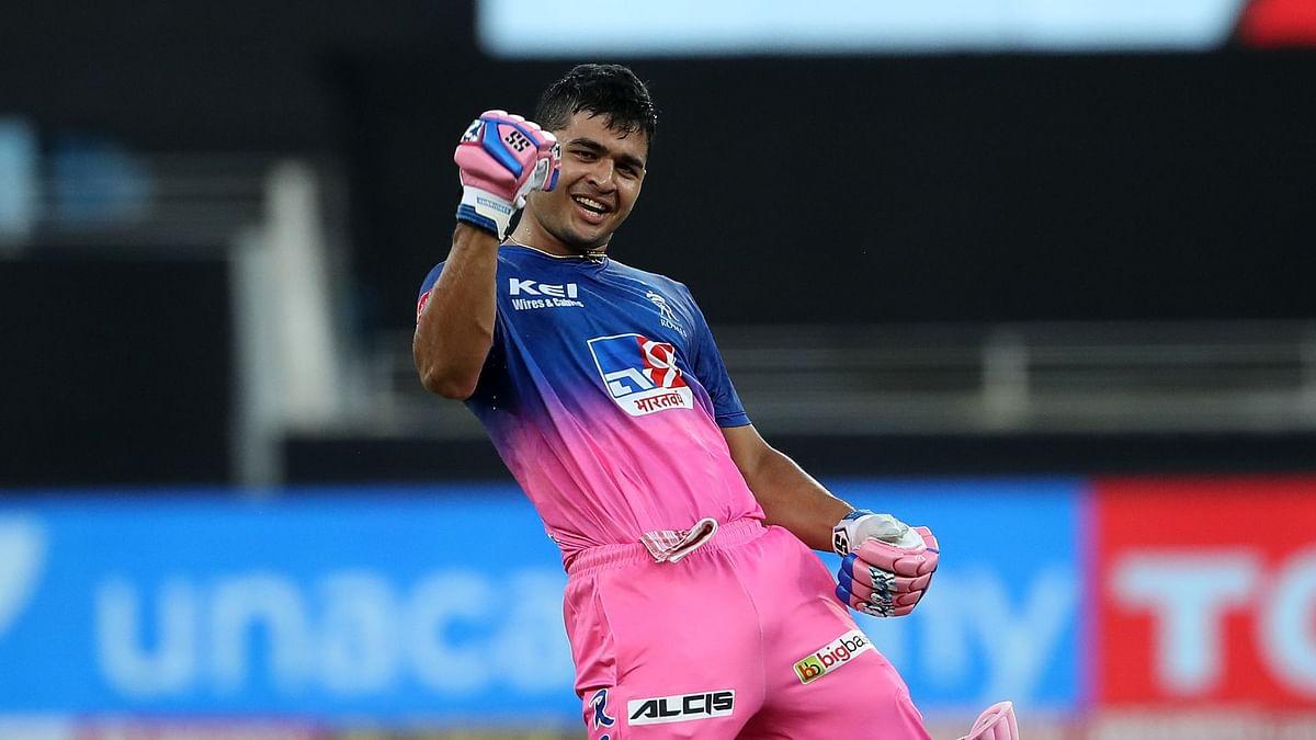 Needing 54 Runs in 4 Overs, Tewatia-Parag Smash Rajasthan Past SRH