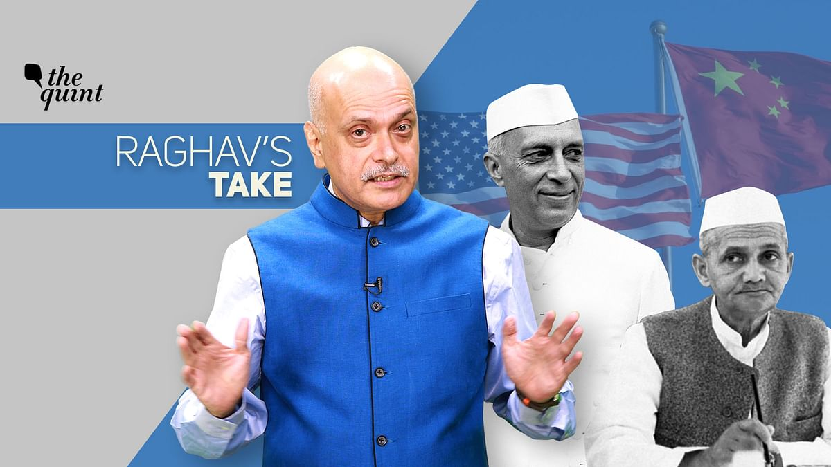 What PM Modi Can Learn from PMs Nehru & Shastri About China & US