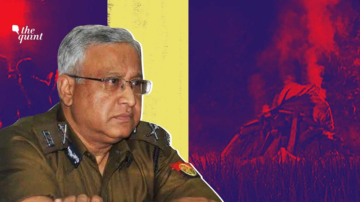 'Must Initiate Inquiry Against Police': Ex-DGP UP on Hathras Case