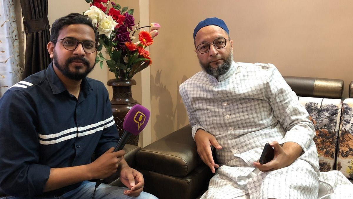 AIMIM BJP's B-Team in Bihar? Asaduddin Owaisi Answers Exclusively