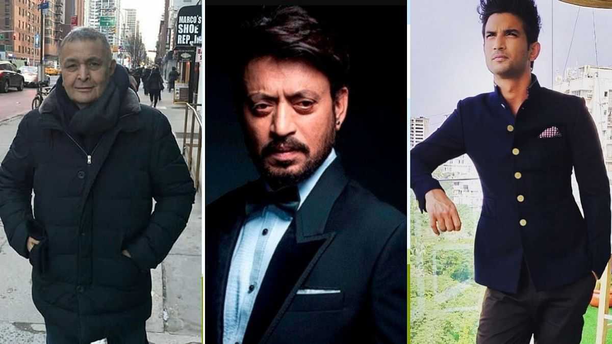 Indian Film Festival of Melbourne to Honour Rishi, Irrfan, Sushant