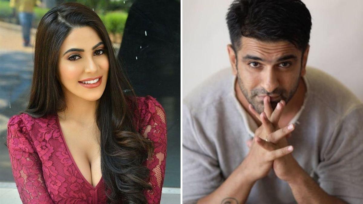 Nikki Tamboli and Eijaz Khan.