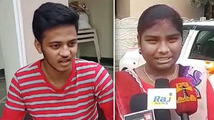 17-year-old Manju from Ariyalur district was expecting over 600 and scored only 37.