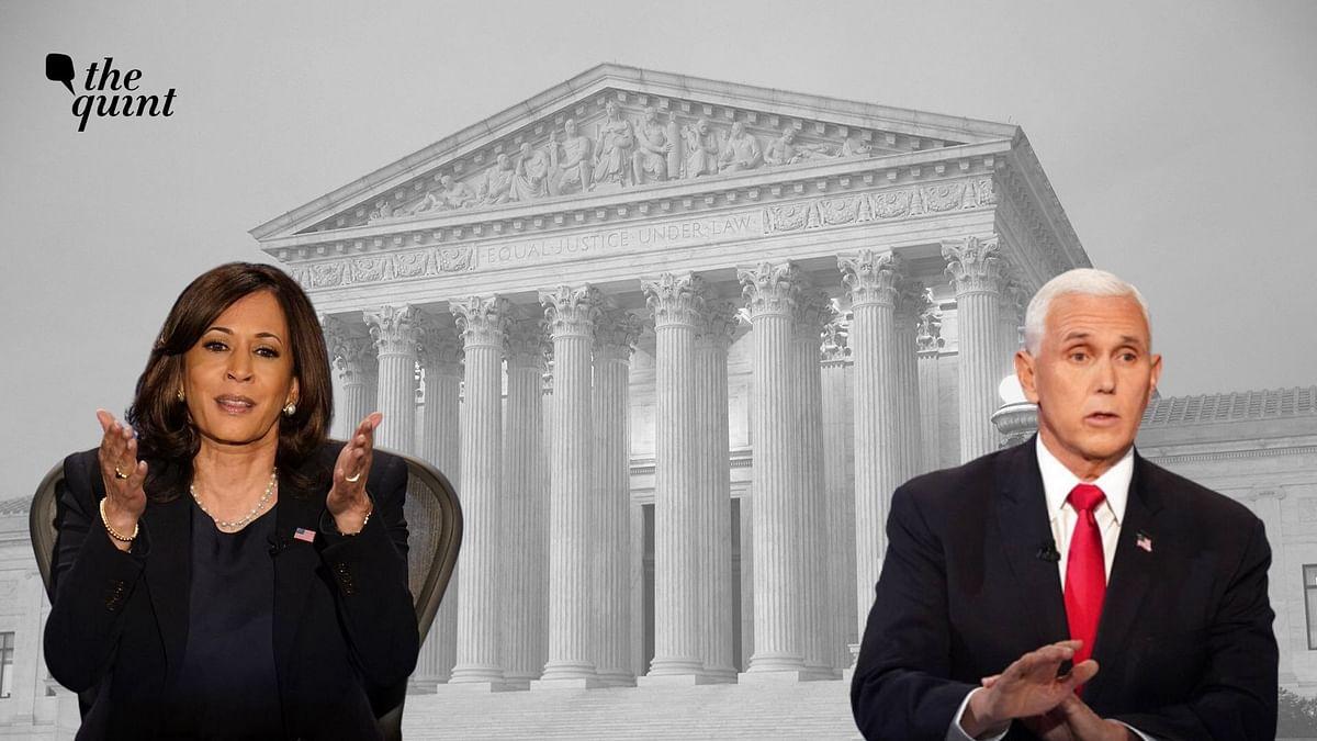 US VP Debate 2020: Harris Slams Trump for Not Picking Black Judges