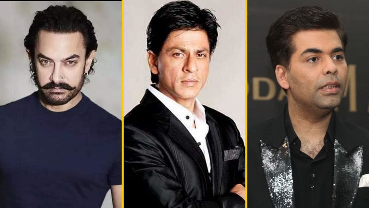 SRK, Karan Johar and Aamir Khan's studios have filed a suit against news channels.