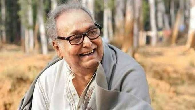 Soumitra Chatterjee on oxygen support as COVID-19 symptoms worsen.