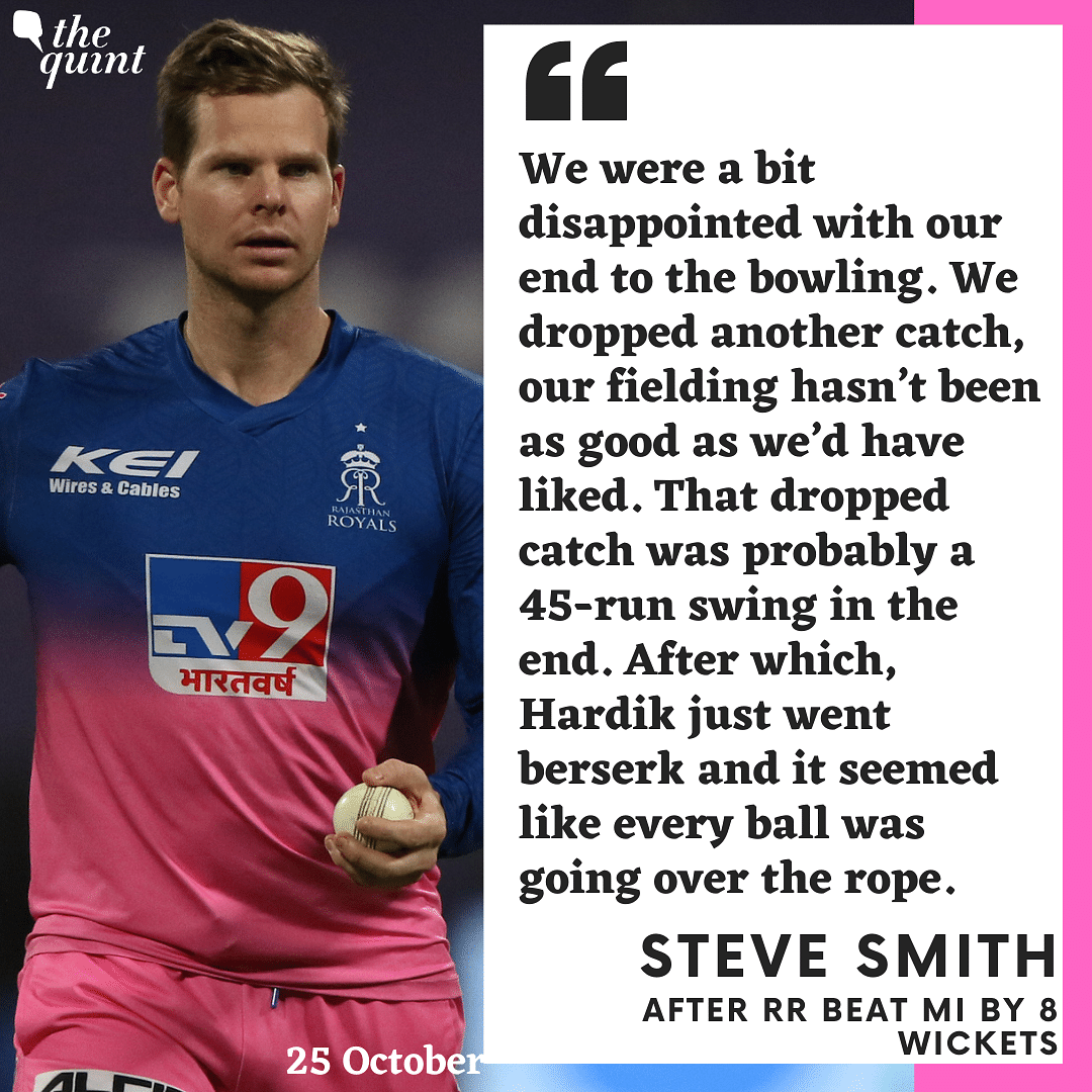 Been Crying Out for Performance Like That of Stokes-Samson: Smith