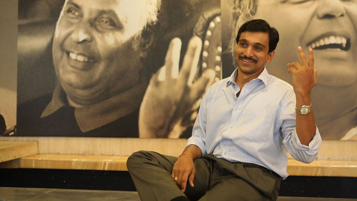 Pratik Gandhi is terrific as Harshad Mehta.