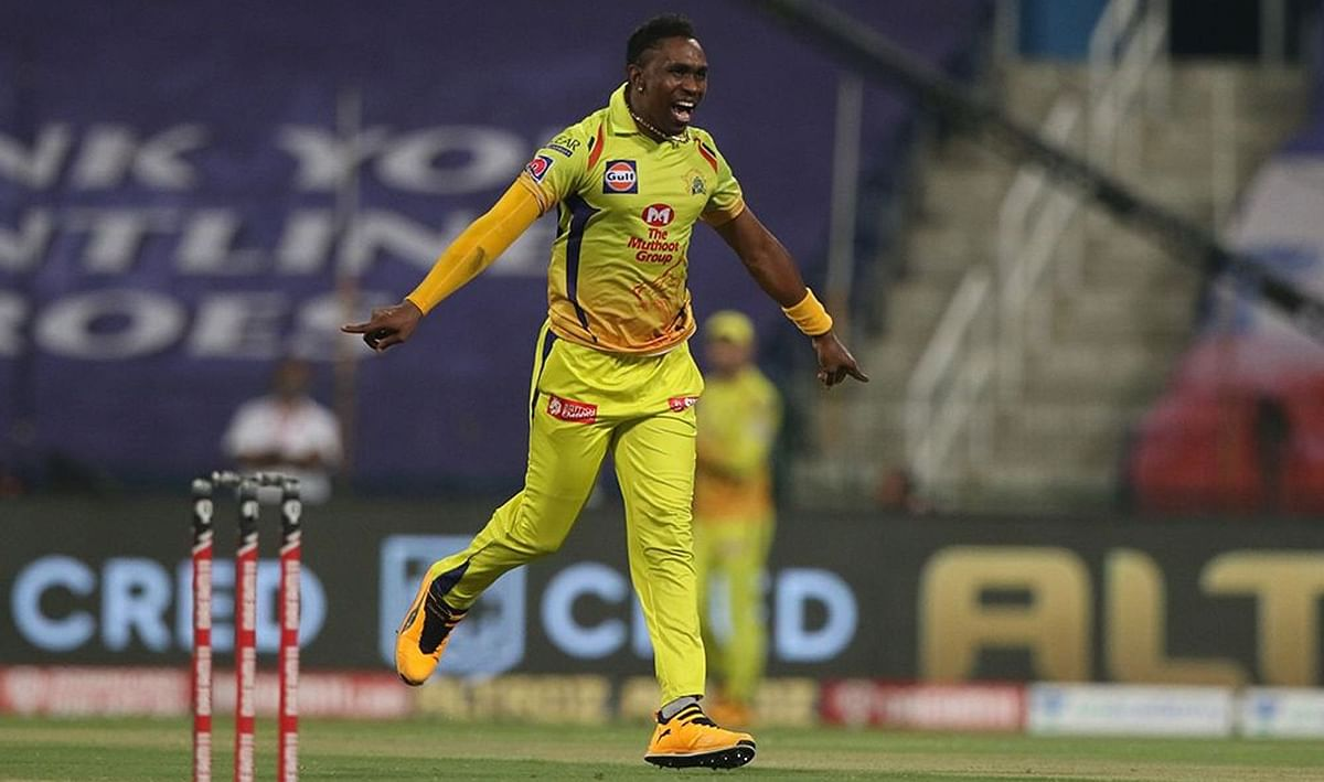 Chennai Super Kings all-rounder Dwayne Bravo was carrying a groin injury from the Caribbean Premier League (CPL)