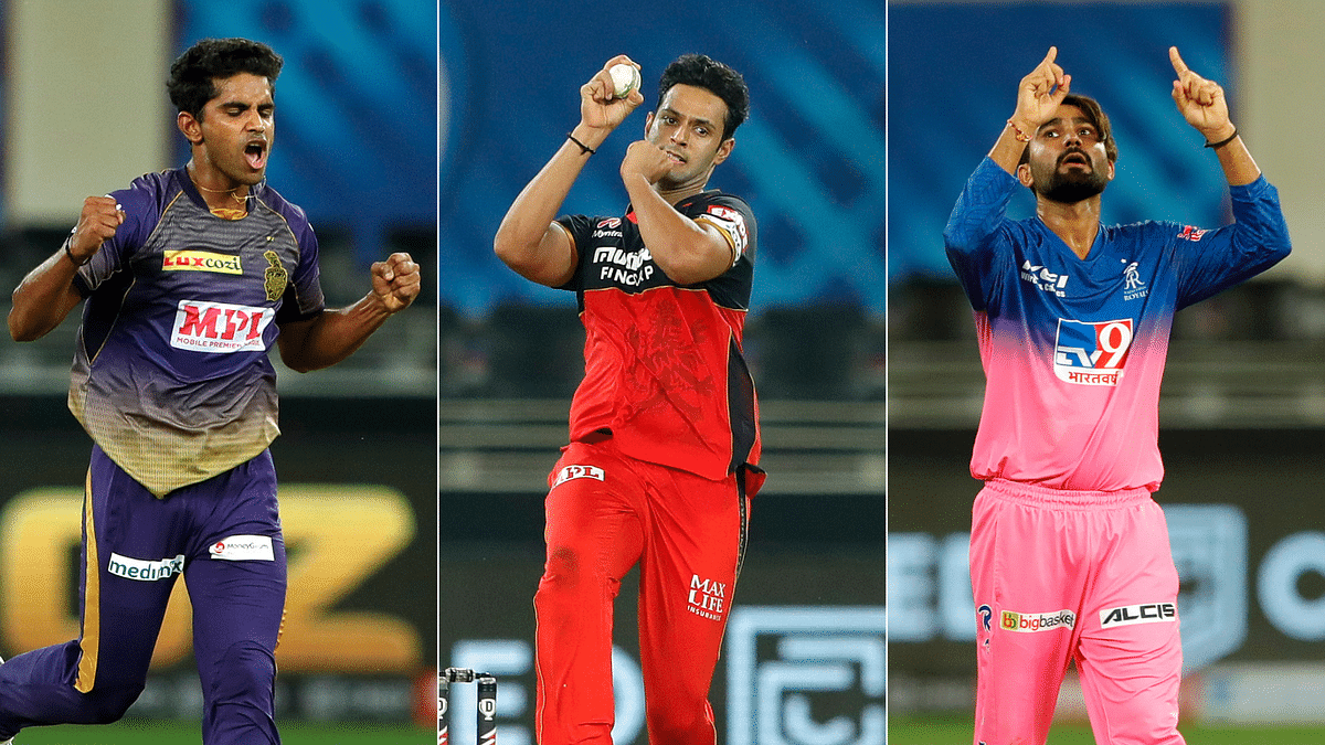 A few young Indian bowlers including Mavi, Dube and Tewatia have caught the eye in the first two weeks of the 13th Indian Premier League (IPL).