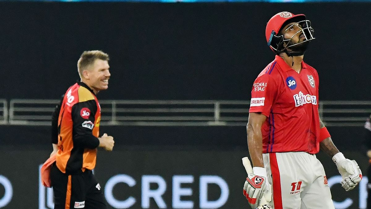 KXIP Bowled Out for 132, Slump to 69-Run Loss Against Sunrisers