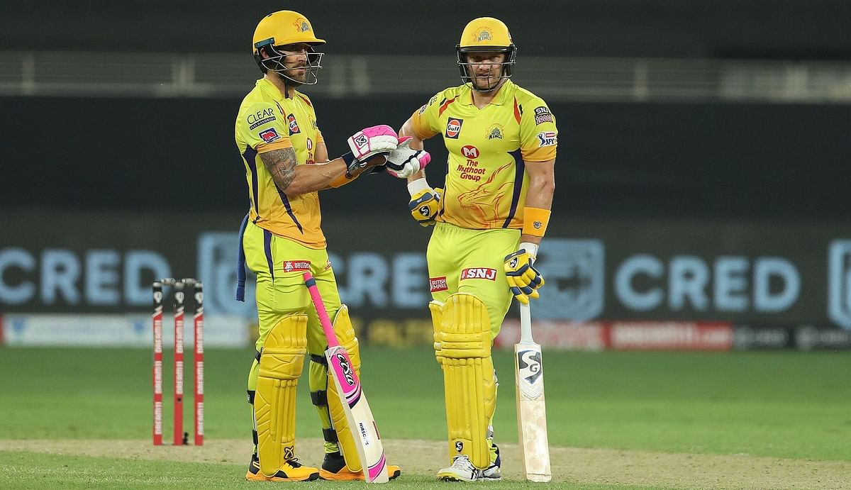 Chennai Super Kings' opening pair Shane Watson and Faf du Plessis stitched an unbeaten 181-run partnership to ensure a comfortable win against Kings XI Punjab