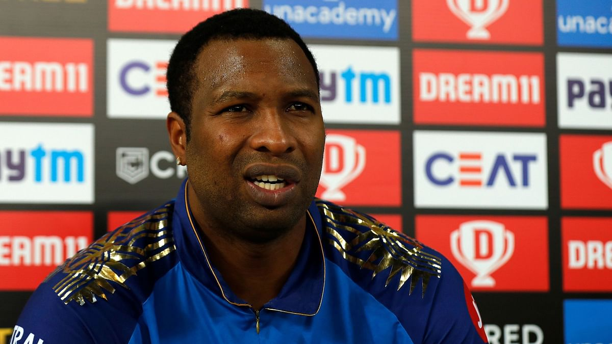 KXIP Could Have Won It in 18-19 Overs: Pollard After 2 Super Overs
