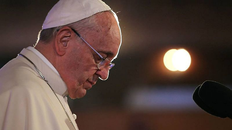 Pope Francis Offers Support for Same-Sex Civil Unions in Docu Film