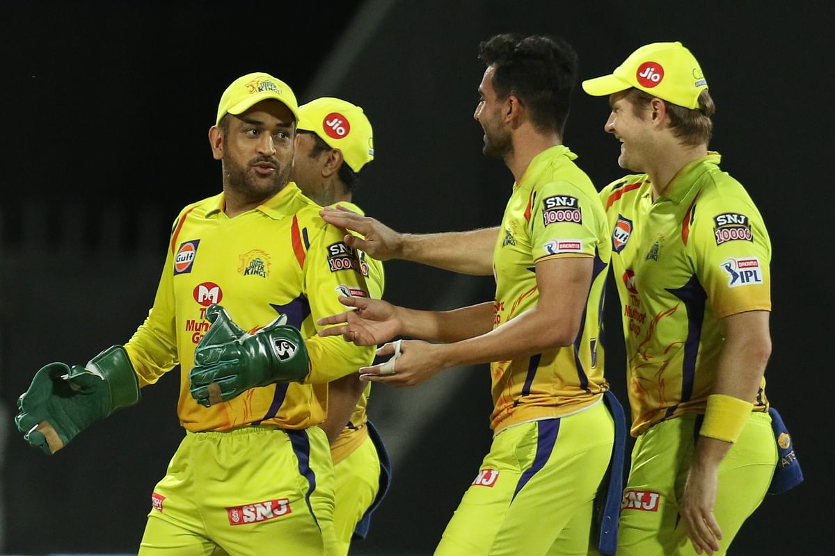 MS Dhoni's CSK slumped to their sixth loss in nine games.