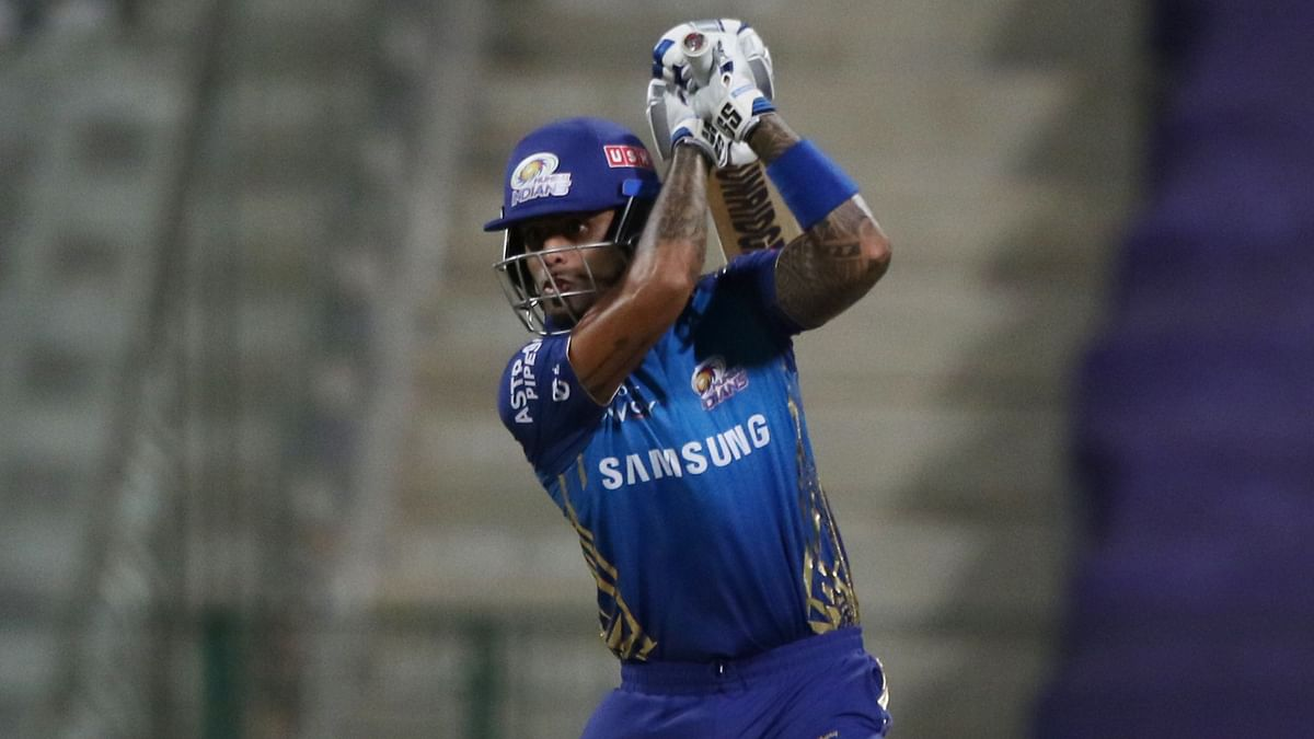 Suryakumar Yadav has been in scintillating form for Mumbai Indians in the IPL 2020, but is still bereft of donning India blue.