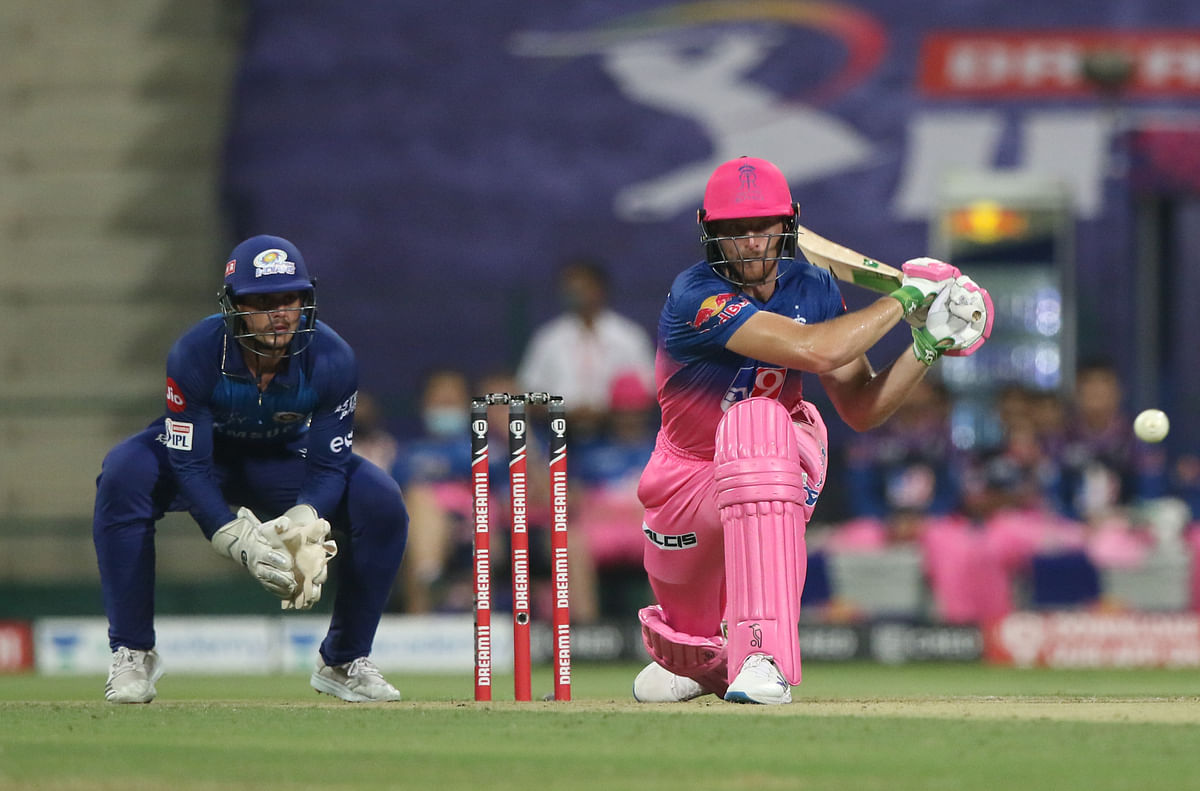 Suryakumar & Bowlers Take MI to 3rd-Straight Win, RR Lose Again
