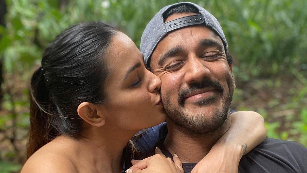 Anita Hassanandani & Rohit Reddy
