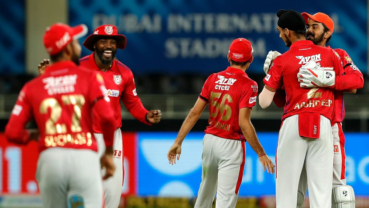 KXIP Stun Sunrisers, Defend 126-Run Total in Come-From-Behind Win