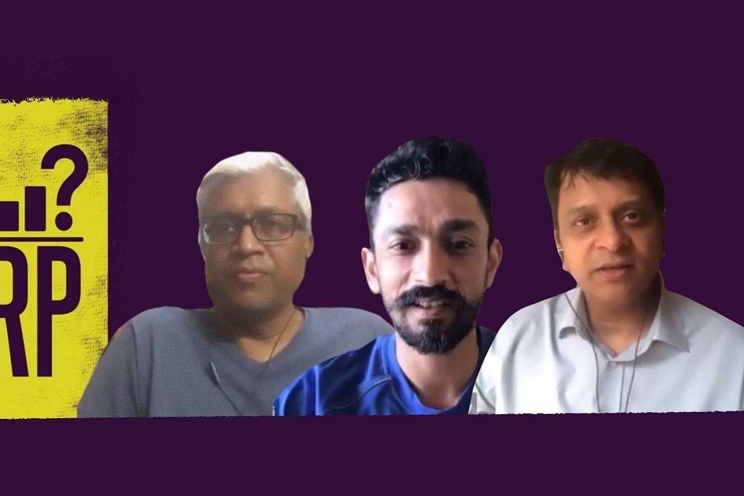 Journalists Ashutosh, Abhinandan Sekhri and Aunindyo Chakravarty decode the fake TRPs scam.