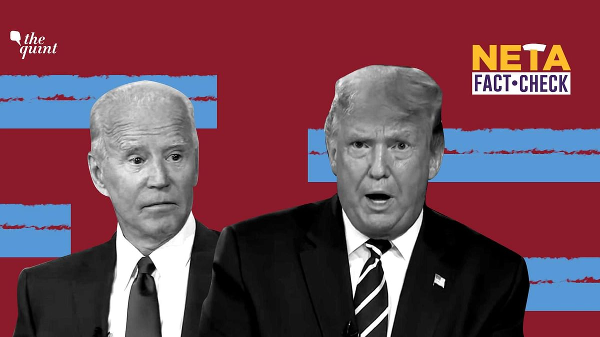 Trump's Repetitive Lies and Biden's Half-Truths at The Town Halls