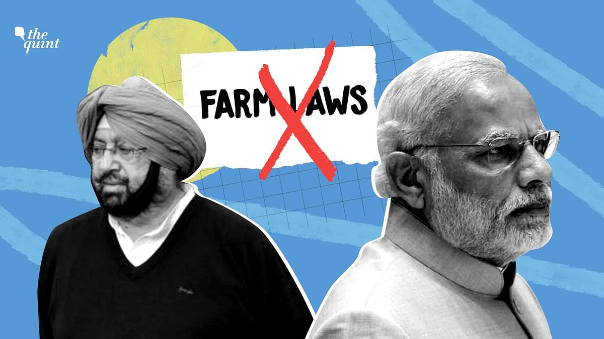 Can Punjab Assembly Actually 'Negate' Centre's Farm Laws?